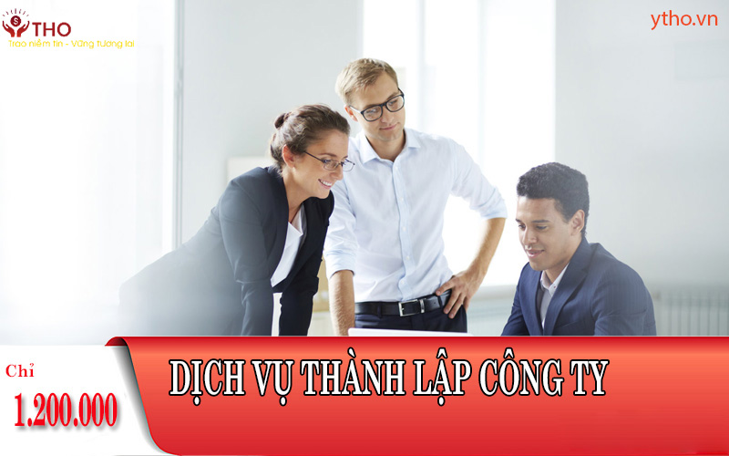 Dịch vụ thành lập công ty tại Phú Nhuận
