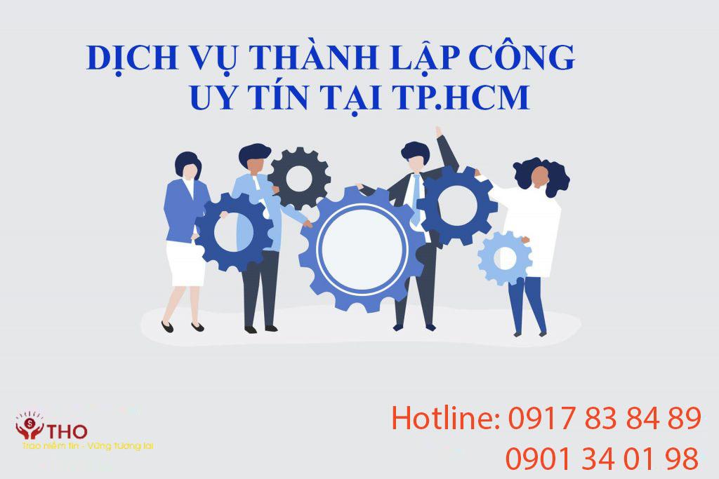 Dịch vụ thành lập công ty tại Phú Nhu ận