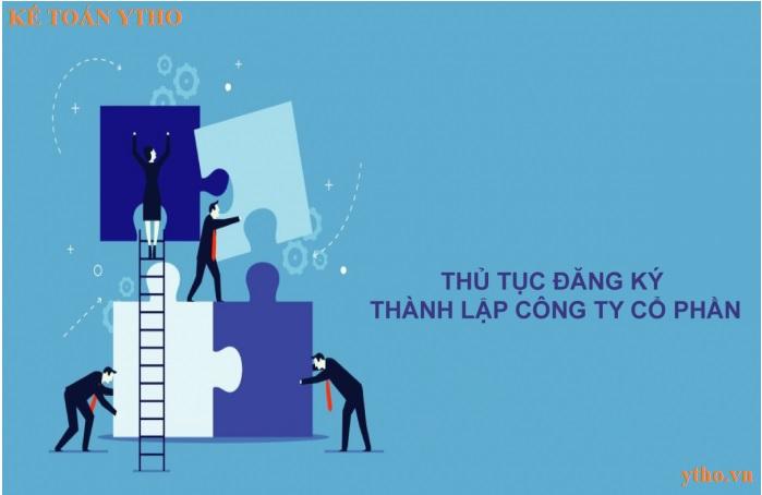 Thủ tục thành lập công ty tại quận Tân Bình