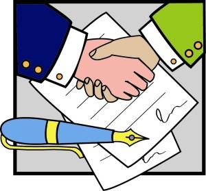 các loại hợp đồng bắt buộc theo mẫu